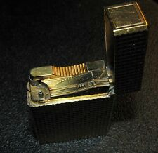 VINTAGE S.T. DUPONT PARIS FRANCE CIGARETTE LIGHTER  Not Working