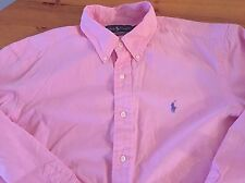 Pink Men's Polo Ralph Lauren Shirt Size L / Large. Mint Condition Only Worn Twic