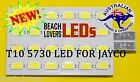 JAYCO 5730 24 LED T10 INTERIOR WEDGE LIGHT BULB rv leds caravan 4x4 camping 12v