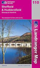 OS Landranger - 110 - Sheffield & Huddersfield, Glossop & Holmfirth