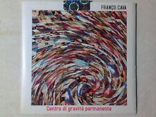 FRANCO CAVA Centro di gravita' permanente cd singolo PR0M0 FRANCO BATTIATO