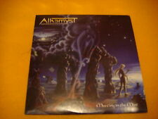 Cardsleeve Full CD ALKEMYST Meeting In The Mist PROMO 10TR 2003 heavy metal