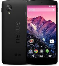 LG Nexus 5 D820 - 16GB - Black (GSM Unlocked) Android Smartphone (B)