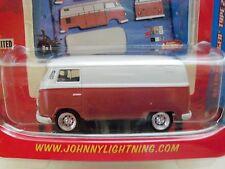 JOHNNY LIGHTNING - 1966 VOLKSWAGEN (VW) TYPE 2 DELIVERY BUS / VAN - 1/64 DIECAST