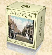 116 Rare Books on DVD - Isle of Wight Old Local History Maps Landmarks People 55