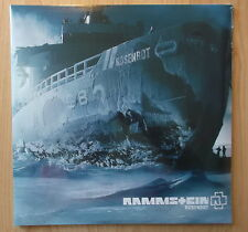 Rammstein 2lp: rose (2015, nouvelle; remastered; 180 Gram)