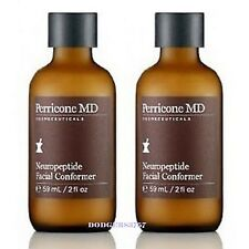 New! Lot of 2 Dr. Perricone MD Neuropeptide Facial Conformer LUXURY 2 oz. Each!