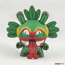 Kidrobot Dunny 2007 Azteca Series vinyl figure by The Beast Brothers loose