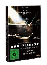 DER PIANIST DVD ADRIEN BRODY DRAMA NEU