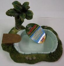 CRABWORX DRINKING POOL FOR HERMIT CRABS AQUARIUM ORNAMENT