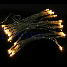 Perfect Holiday 3M AA Battery Operated 30 LED String Light Fairy Halloween Xmass