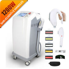 Pro SHR IPL Elight Laser OPT Fast Hair Remove Beauty Salon Care Machine Anti Age