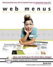Web Menus with Beauty and Brains, Peck, Wendy, Good Book