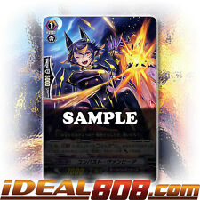 Cardfight Vanguard  x 4 Combust Vampir - G-BT07/090EN - C Mint