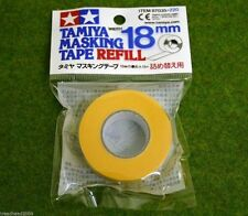 Tamiya MASKING TAPE REFILL 18mm width Modelling Accessories item 87035