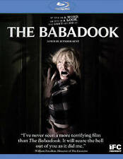 The Babadook (Blu-ray Disc, 2015) Cult Horror Movie Scary Halloween IFC Midnight