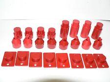 Carrera Stützen Servo 140 oder Servo 160 Stützensatz 24-teilig  79554 NEU