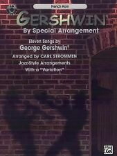 GERSHWIN BY SPECIAL ARRANGEMENT - NEW PAPERBACK BOOK