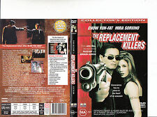 The Replacement Killers-1997-Chow Yun-Fat-Movie-DVD