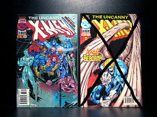 COMICS: Marvel: Uncanny X-men #337 (1990s) - RARE (wolverine/spiderman/thor)