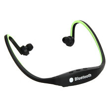 Sport Wireless Bluetooth Stereo Headphone Headset Earphone for iPhone ForSamsung