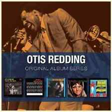 OTIS REDDING 5CD NEW Pain Heart/Great/Blues/Soul Album/Complete & Unbelievable