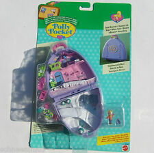 Mini Polly Pocket Koffer Snow Mountain NEU OVP NEW MOC 100% Komplett RARE TOP +