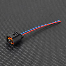 1J0973702 Electrical Harness 2 Pin Connector Plug Wiring for VW Audi 2004-2009