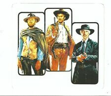THE GOOD THE BAD AND THE UGLY MOVIE  Sticker Decal