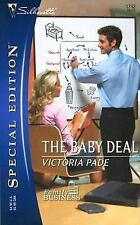 The Baby Deal (Silhouette Special Edition), Pade, Victoria, 0373247427, Book, Go