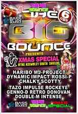 THE BIG BOUNCE MASSIVE XMAS PARTY