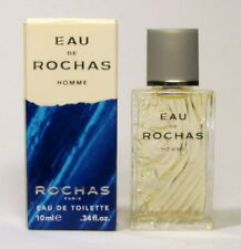 Eau de toilette eau Rochas homme  10 ml. with box, mini perfume for collection