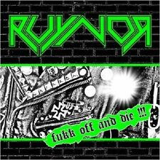 RUYNOR - Fukk Off And Die!!! CDS