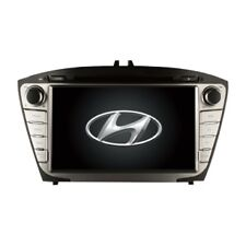 "AUTORADIO GPS HYUNDAI IX35 8""HD ANDROID 4.4 DVD USB SD DIVX MP3 WIFI 3G MIRROR"