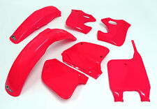 UFO Honda Motocross SUPER EVO CR 250 1992 - 1994  Plastic Kit OEM colours