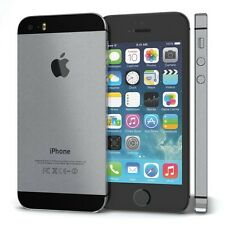 IPHONE 5S 32GB - NEGRO + FUNDA + CRISTAL TEMPLADO DE REGALO