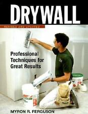 Drywall: Professional Techniques for Great Results (Fine Homebuilding DVD Worksh