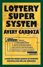Lottery Super System by Zing and Avery Cardoza (2016, Paperback)