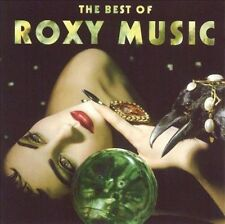 The Best Of Roxy Music Hybrid  SACD, Very Rare, Great Condition!