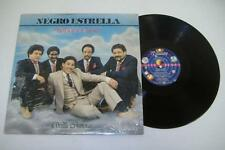 Latin Jazz Private LP NEGRO ESTRELLE Sabor y Clase on 7th Galaxy