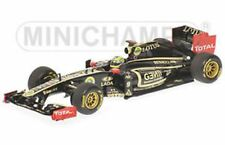 MINICHAMPS 410 110309 LOTUS GP R31 F1 diecast model car, Bruno Senna 2011 1:43rd