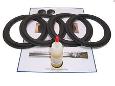 "4 Advent 6.5"" Laureate Speaker Foam Surround Repair Kit - Baby - 4A65"