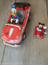 Vente Donald&Mickey-Anciens vehicules