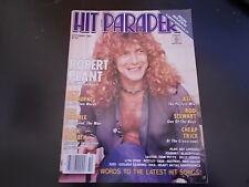 Black Sabbath, Cheap Trick, Rod Stewart, Asia - Hit Parader Magazine 1983