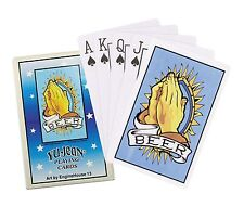 """Praying for Beer Playing Cards  2.25""""x 3.5"""""""