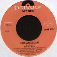 "MIGUEL RIOS ~ LIKE AN EAGLE / LONG GONE HOME ~ 1970 GERMAN 7"" SINGLE"