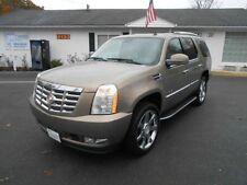 Cadillac : Escalade AWD