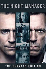 The NIGHT MANAGER 2-Disc Blu-Ray + Digital HD BBC Hugh Laurie Exc. Cond.!!