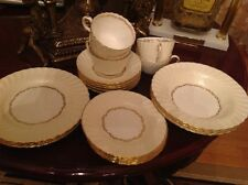 Minton Lady Devonish Bone China S 520. Twenty One  pieces set! Never Used!