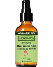 Top 1 Rated Hyaluronic Acid Hydrating Serum 100 Pure by Joyal Beauty. The Pur...